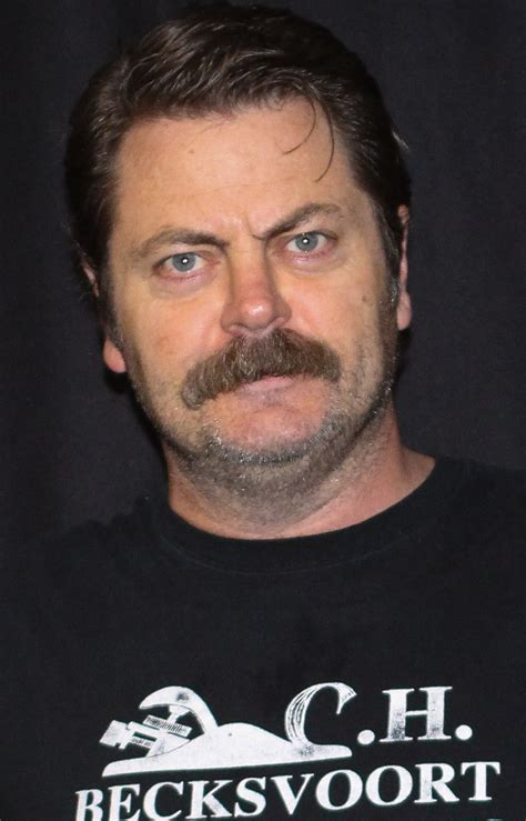 nick offerman the bachelor nick offerman wikipedia