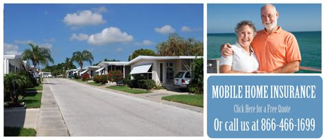 foremost mobile home insurance