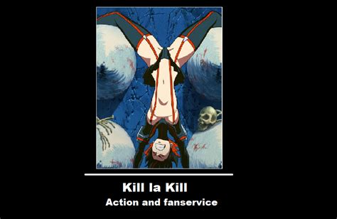 Kill La Kill Meme - kill la kill poster by bloody magic on deviantart