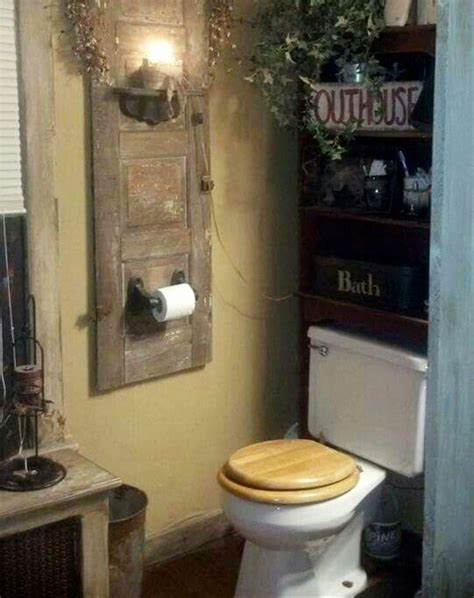 bathroom decor ideas country outhouse bathroom decorating ideas easy diy