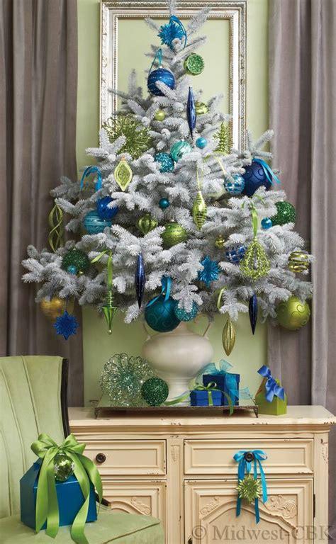 26 beautiful teal christmas decoration ideas christmas