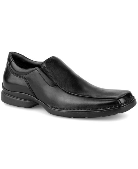 kenneth cole reaction loafer lyst kenneth cole reaction punchual bike toe loafers in