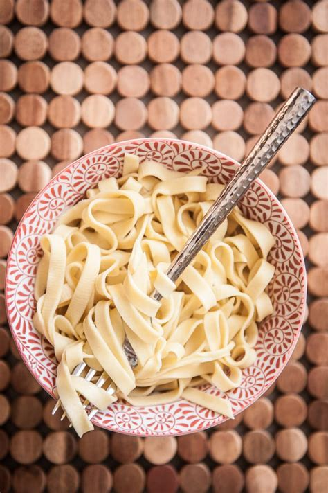 Handmade Pasta Without A Machine - how to make pasta without a machine ehow