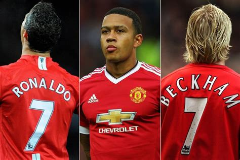 Manchester United 7 manchester united s premier league no 7s can