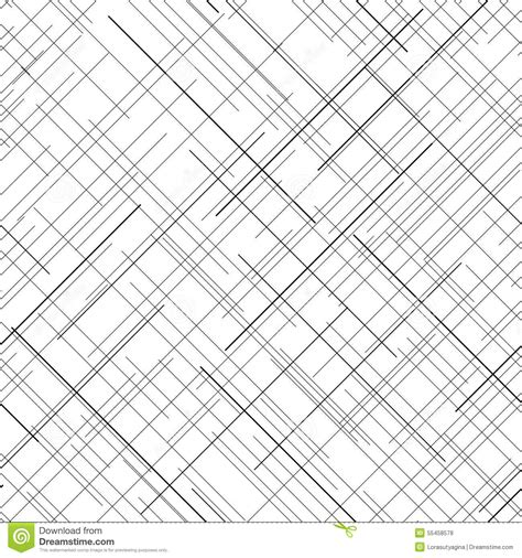 diagonal pattern sketch set of monochrome abstract seamless floral pattern