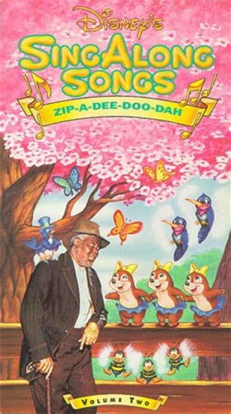 disney film zippity doo dah image zip a dee doo dah sing along jpg disneywiki