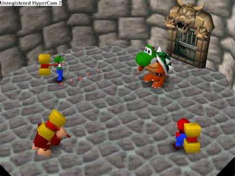 Nintendo 64 Mario Party Gameplay   YouTube