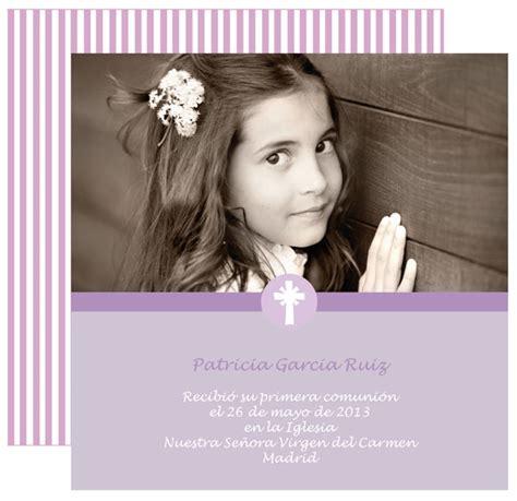 foto recordatorios de comunion tarjetas de comuni 243 n un recuerdo para toda la vida