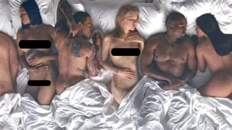 kanye west bed kanye west s famous video is now available to watch on