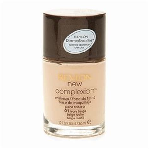 Revlon New Complexion Foundation revlon new complexion makeup discontinued reviews