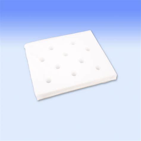 sleep safe standard pillow encasement 50x75 cm bed bug foam safety pillow custom made