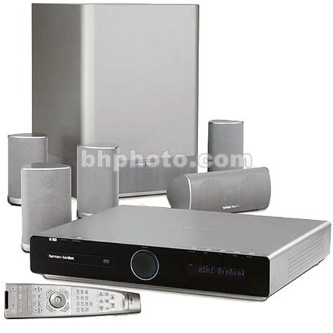 harman kardon hs 100 home theater system hs100 b h photo