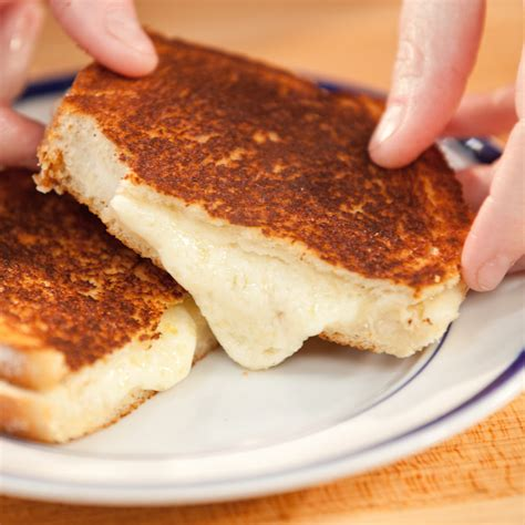Cheese Bags America S Test Kitchen by A Modern Take On Pizza And Grilled Cheese America