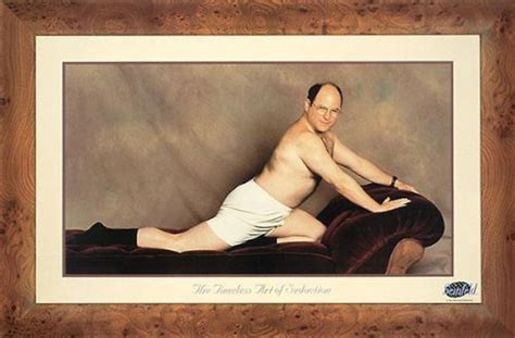 the art of seduction gift search george costanza timeless art of seduction