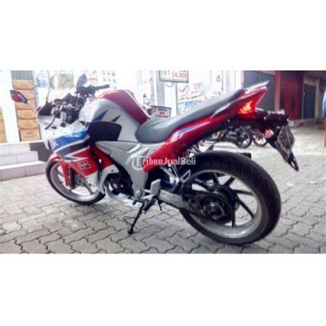 Velg Sepasang Honda New Mega Pro Mono Original new honda cbr 250 abs injeksi 2014 mulus modif semarang dijual tribun jualbeli