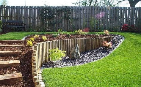 small sloped backyard ideas landscaping for sloped front yard with steps home