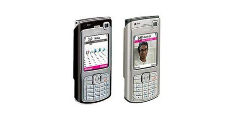 Kartu Memori Hp Nokia N70 inilah 6 ponsel legendaris sebelum ada smartphone anda