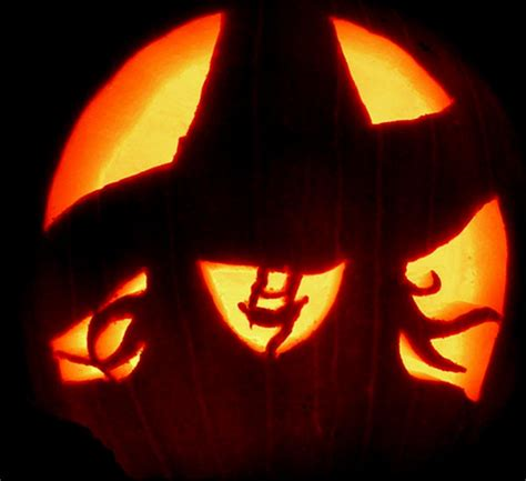 witch pumpkin template 28 best cool scary pumpkin carving ideas