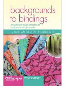 Easy Handmade Books - backgrounds to bindings beautifully easy handmade books