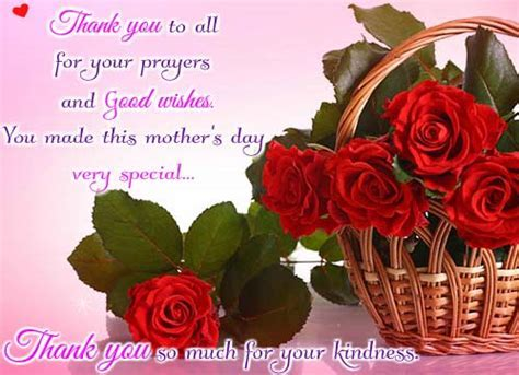 Thank You For Your Kindness. Free Thank You eCards