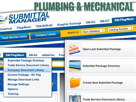 Plumbing Management Software by Product Tours Trade Service