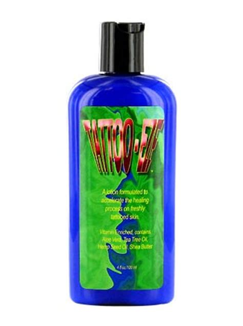 tattoo lotion for healing tattoo eze 174 healing tattoo care lotion only 7 50 from