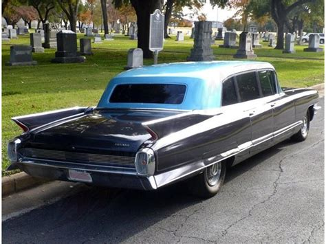 1962 Cadillac Limo by 1962 Cadillac Fleetwood Limousine For Sale Classiccars