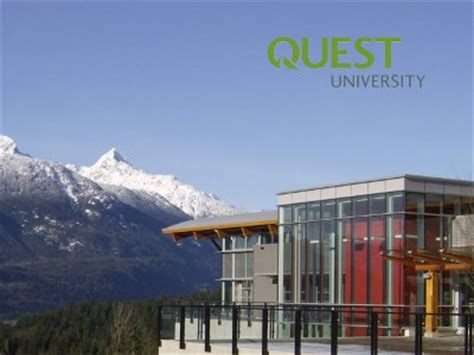 undergraduate scholarships 2017 quest university canada