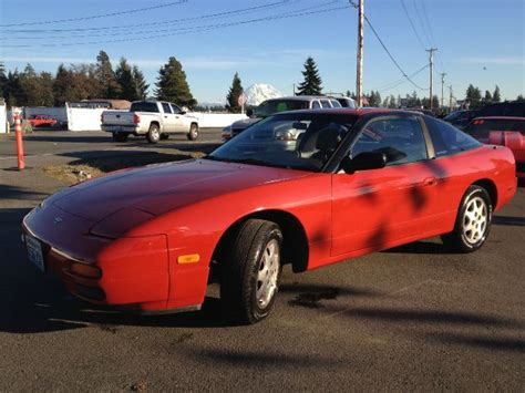 used nissan 240sx for sale carsforsale