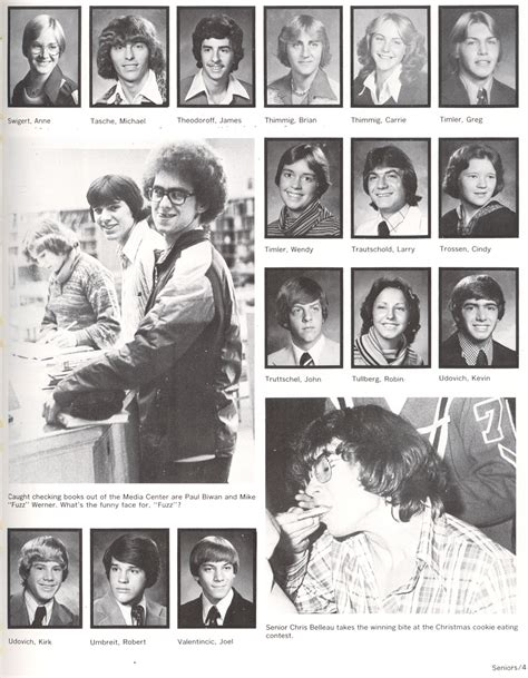 1978 sheboygan south high school yearbook