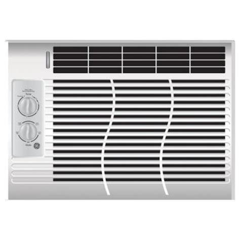 room air conditioner home depot ge 115 volt room air conditioner ael05lv the home depot