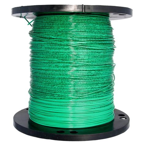 southwire 600 ft 12 3 black white green solid cu coilpak