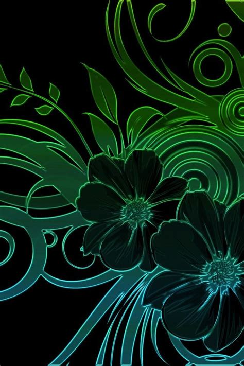 Soft 3d Sculpture Flower Black For Iphone 5 5s T0310 1000 images about wallpaper on ipod backgrounds and wallpaper backgrounds