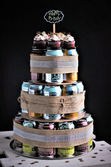 craft beer cake make an awesome craft beer cake in 5 minutes using cans