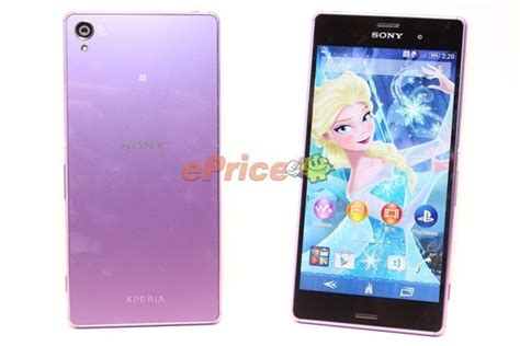 Casing For Sony Xperia Z3 Mickey Mouse Its Start With Mouse 0112 sony xperia z3 purple edition is official tech