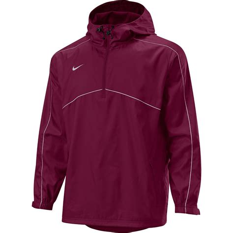 Nike Merqueen Winbreaker Size 40 44 nike ls 1 4 zip jacket theteamfactory