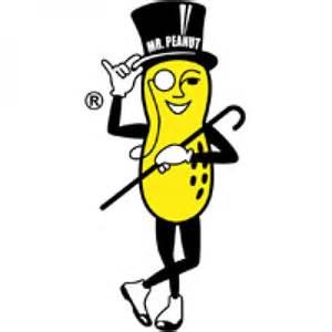 mr peanut planters brands of the world