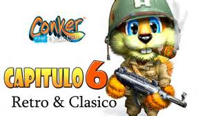 Bad Fur Day Xbox 360 Conker S Bad Fur Day Parte 6 Bebes Zombies Y Zona De