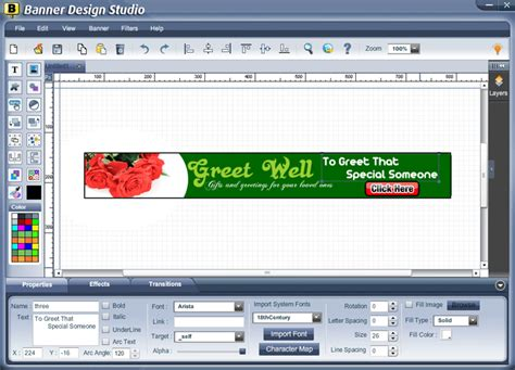 banner design software banner design studio v5 1 187 teknomobil program