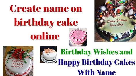 design name editor create name on birthday cake online birthday wishes and