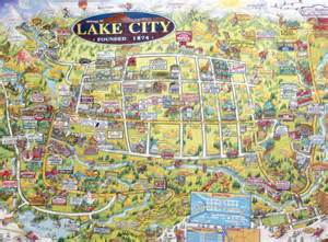 map of lake city colorado lake city colorado the elements unearthed