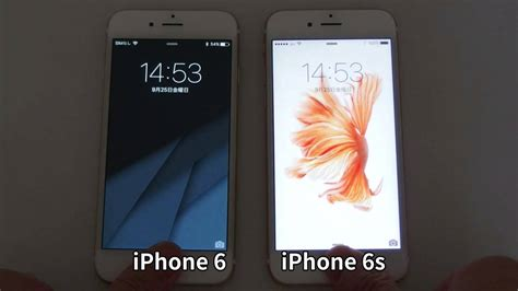 For Iphone 6 Dan 6 iphone 6s vs iphone 6 touchid speed test