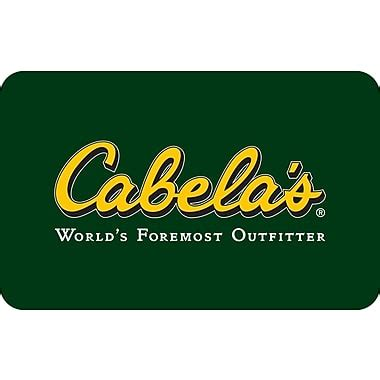 Cabela S Gift Card Discount - cabela s gift cards staples 174