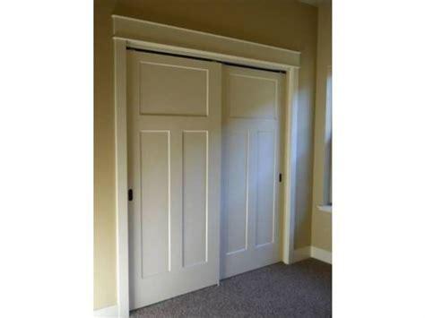 Changing Interior Doors Replace Closet Doors With Jeld Wen Craftsman Smooth 3 Panel Door Shabby Home Pinterest