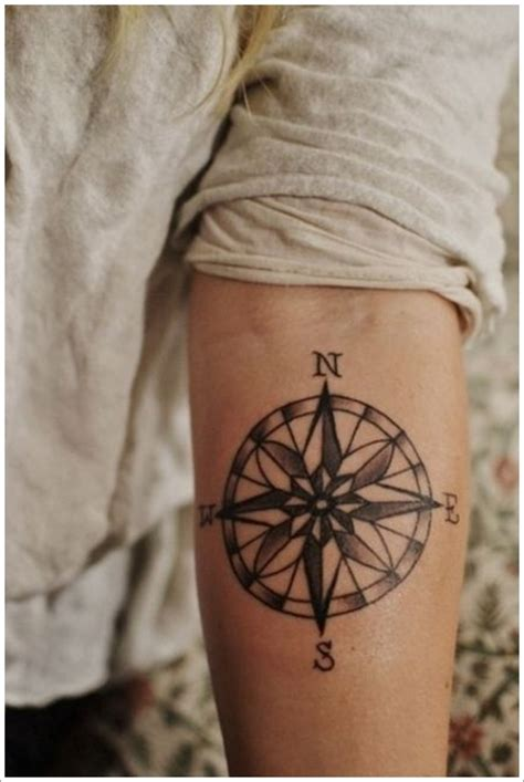 compass tattoo home get awesome compass tattoo designs 24