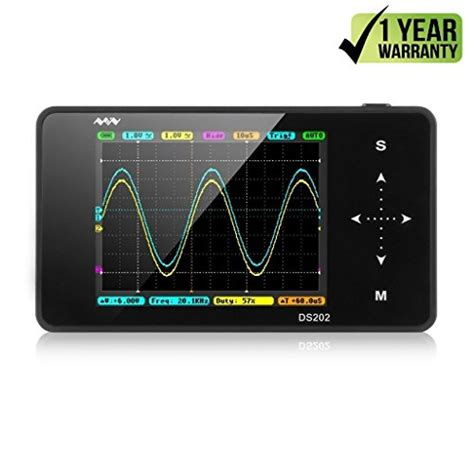 best handheld oscilloscope the 5 best portable handheld oscilloscopes product