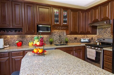 kitchen countertop materials innovative kitchen countertop materials and designs