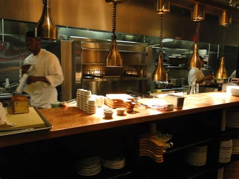 commercial kitchen design nyc open kitchen restaurant furniture design of red rooster