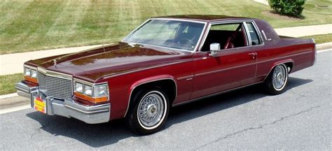 One Light Year In Miles 1981 Cadillac Deville 1981 Cadillac Coupe Deville For
