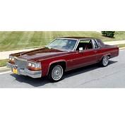 1981 Cadillac DeVille  Coupe Deville For